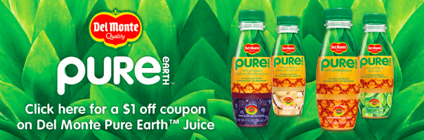 Pure Earth Juice Coupon