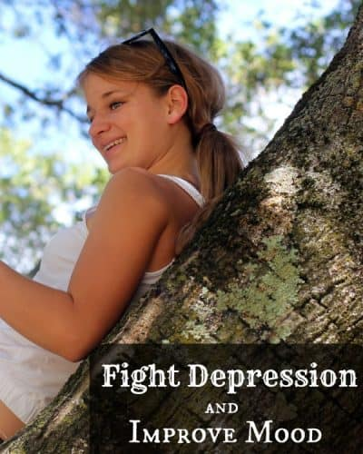 fight depression and improve mood