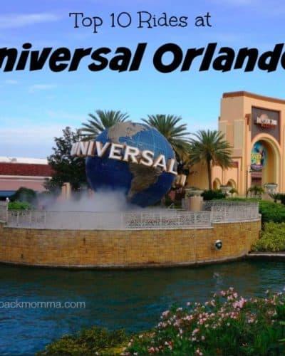 top 10 rides at universal orlando