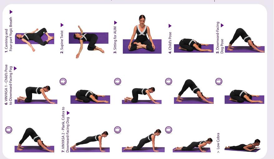 Yoga for Beginners Printables   Comeback Momma