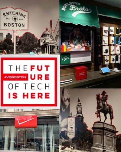 Verizon's New Destination Store Opens in Boston