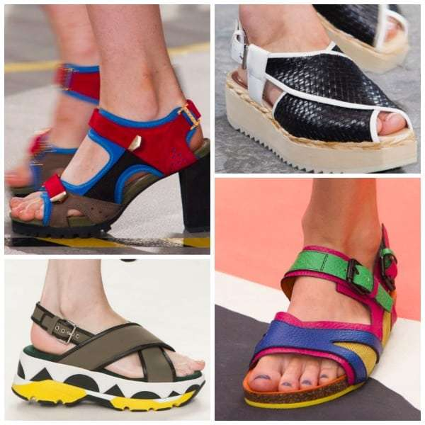 Gladiator Sandals: Shoe Comeback of the Year