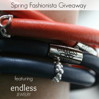 spring fashionista giveaway Endless Jewelry