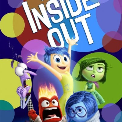 "Disney's ""Inside Out"" - Explore Emotions With Your Kids"