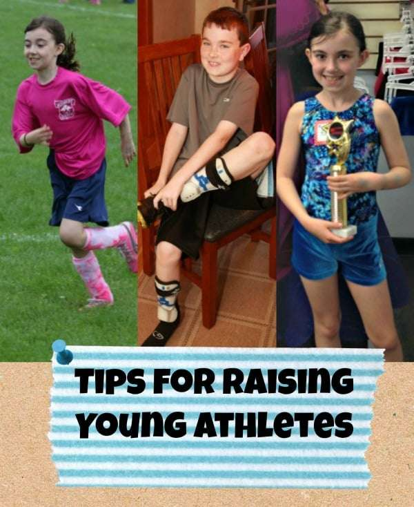 tips for raising young athletes