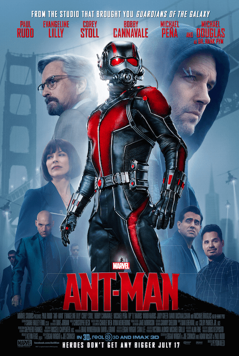 Family Movie - Marvel's Ant Man