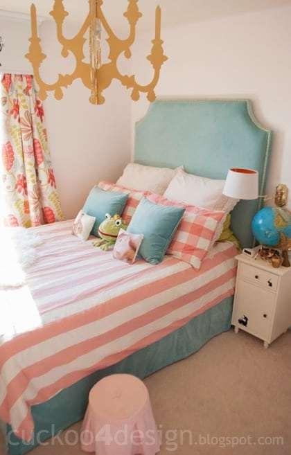 Turquo~ld_pink_girls_bedroom