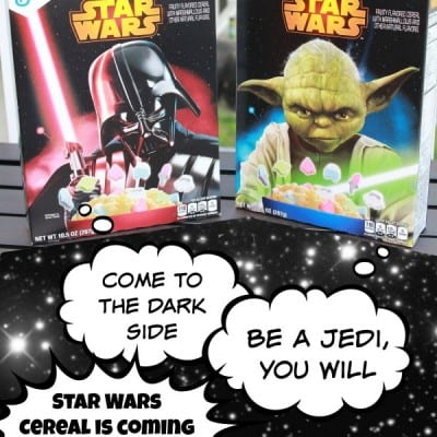 New Star Wars Cereal