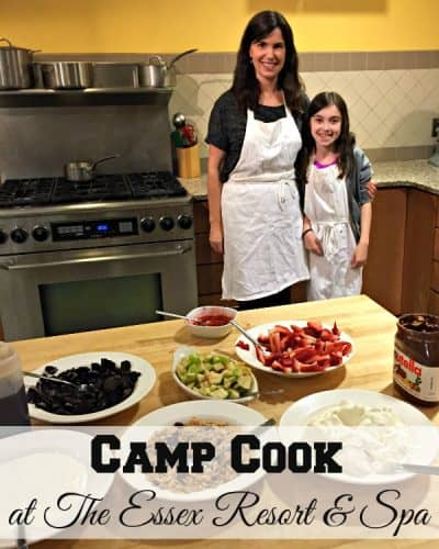 Our Preview of Essex Resort and Spa's Cooking Camp for Kids