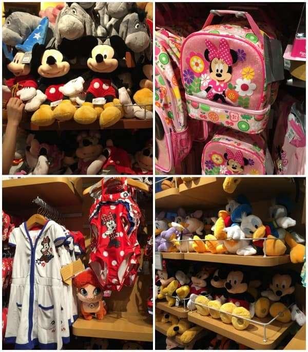 Burlington Disney Store