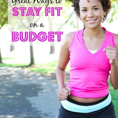 ways to stay fit on a budget