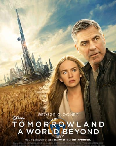 Family movie review for Disney Pictures Tomorrowland