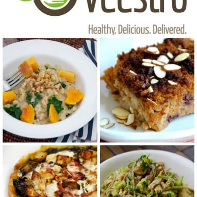 vegan meals deliver service from Veestro