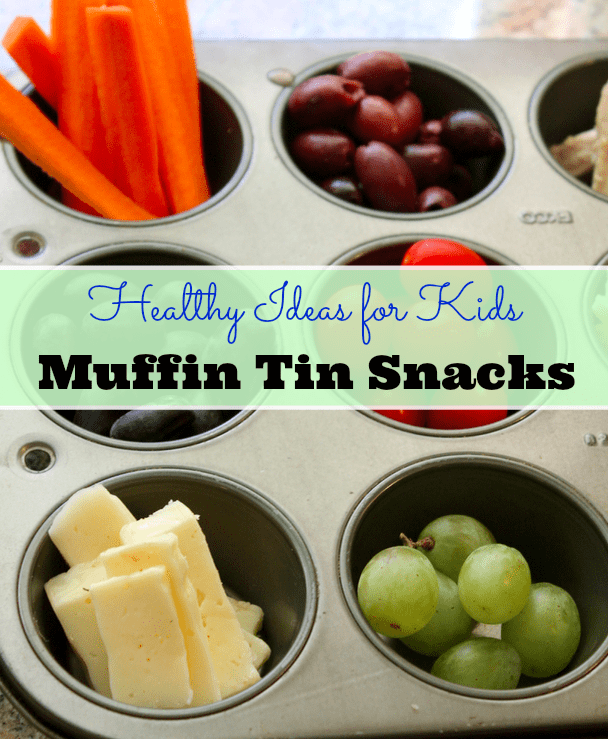 muffin tin snacks