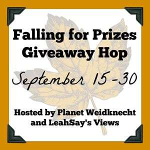 Falling for Prizes Giveaway Hope