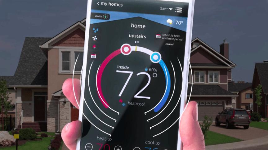 lenox iComfort smart home technology