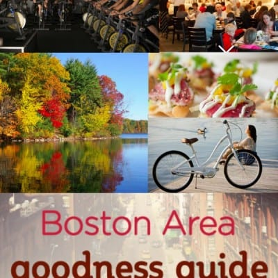 Goodness Guide to the Boston Area