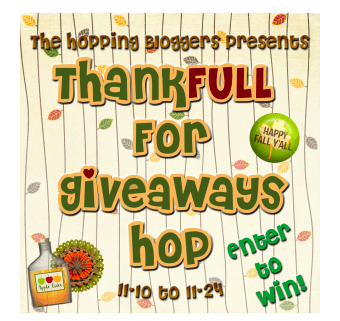 thankfull for giveaways hop
