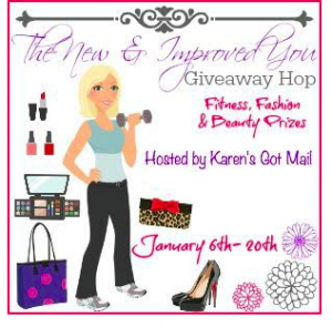 New Year – Improved You $30 Amazon Gift Card Giveaway