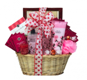 Valentine Gift Basket – Cup of Love Giveaway Hop