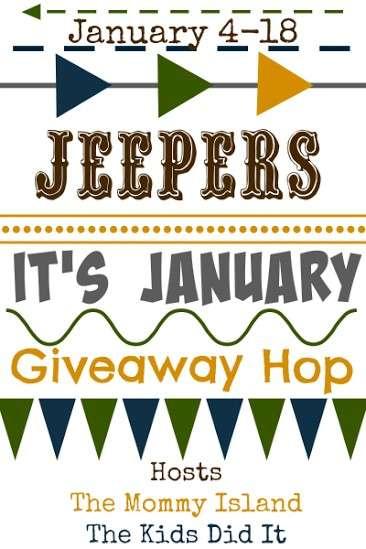 January giveaway hop