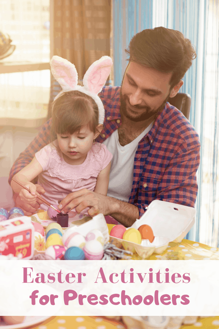 easter activities for preschoolers pin