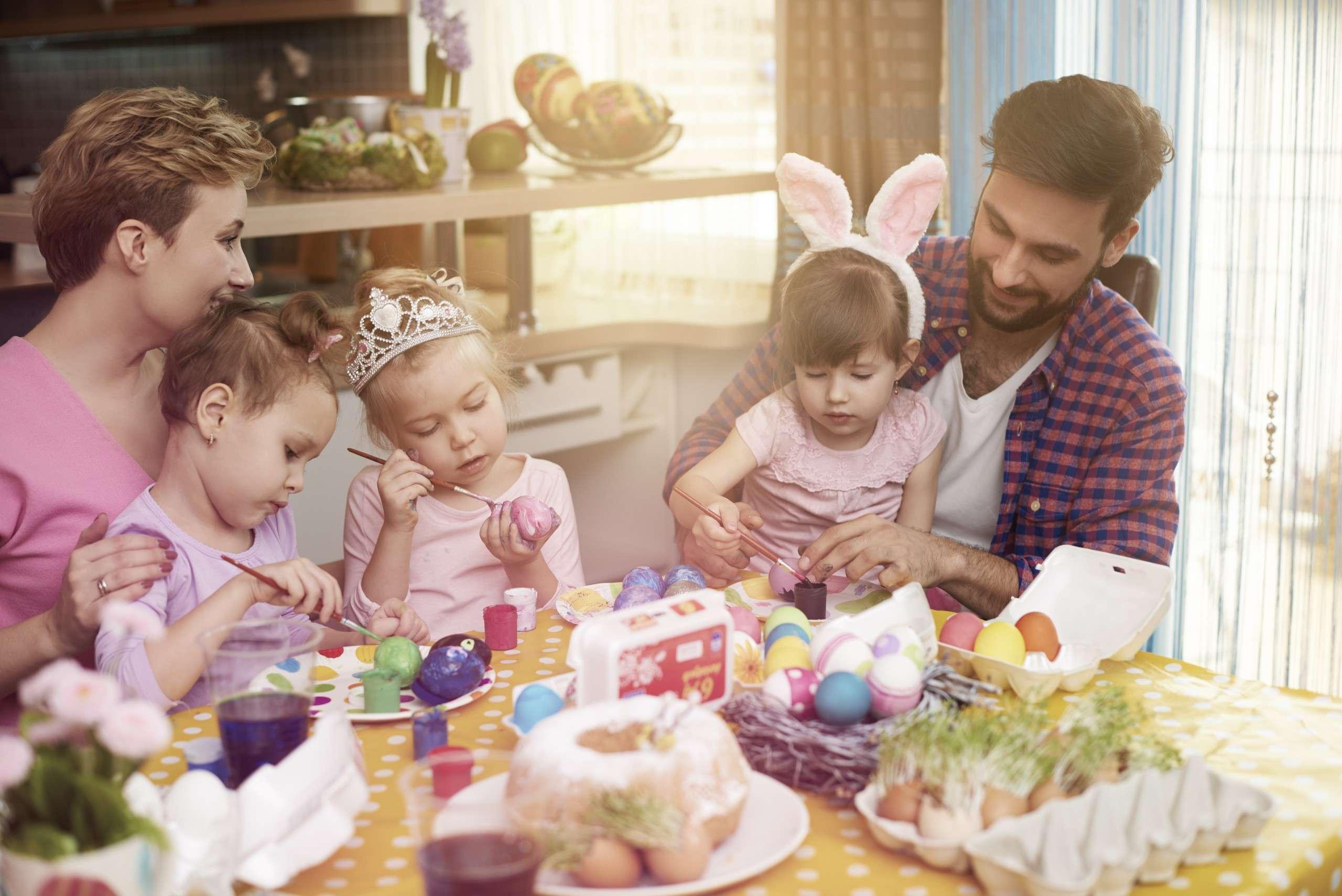 30+ Fun Easter Activities for Preschoolers
