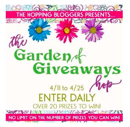 garden of giveaways