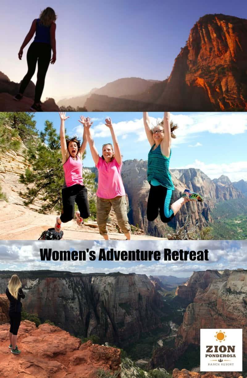 zion ponderosa ranch resort womens retreat