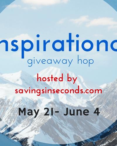 Inspirational giveaway hop
