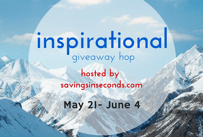 Inspirational giveaway hop
