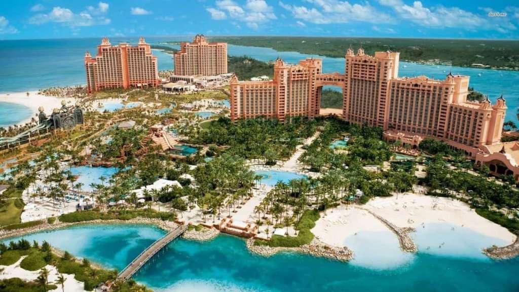 Bahamas Atlantis Paradise Island Resort