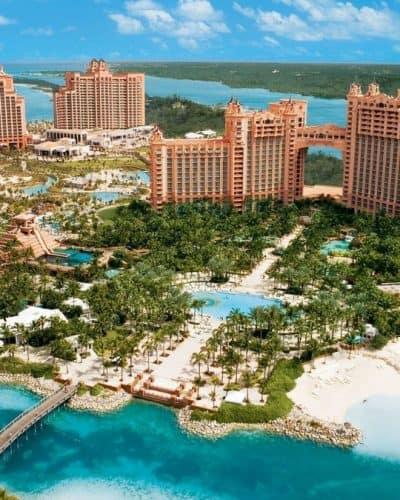 Our Family Trip to Atlantis on Paradise Island, Bahamas