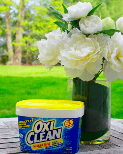 Brighten Up Your Life with OxiClean™ Versatile Stain Remover
