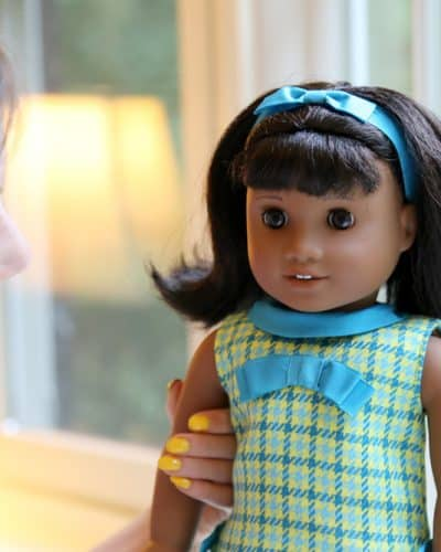 Making a Difference Inspired by The New BeForever™ American Girl® Character