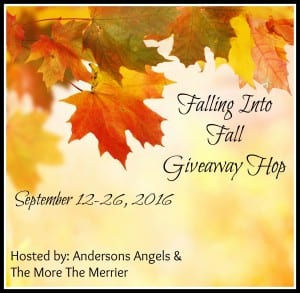 Falling into Fall Giveaway Event – $100 Visa Gift Card