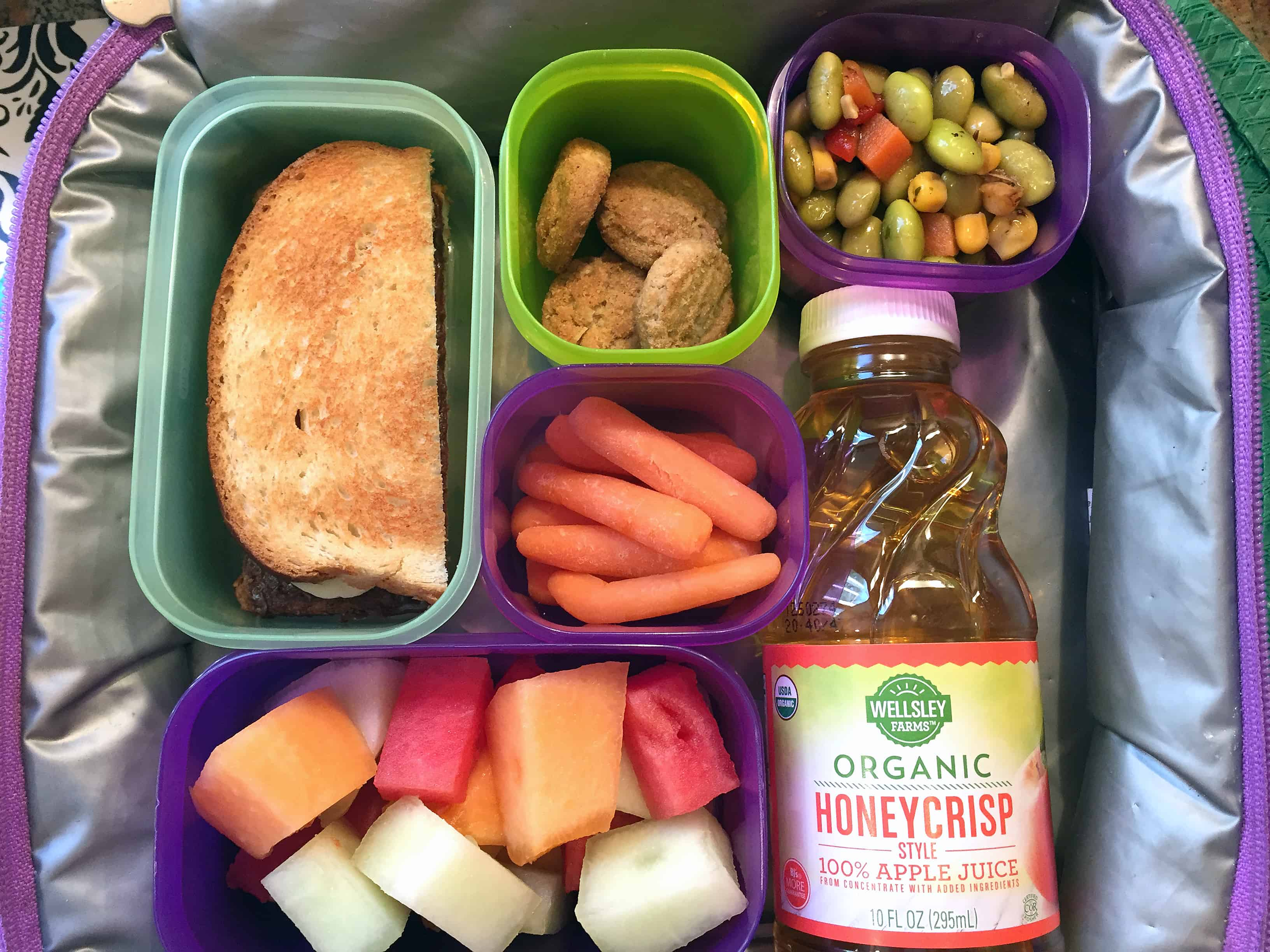 Healthy Ideas for Back to School Season