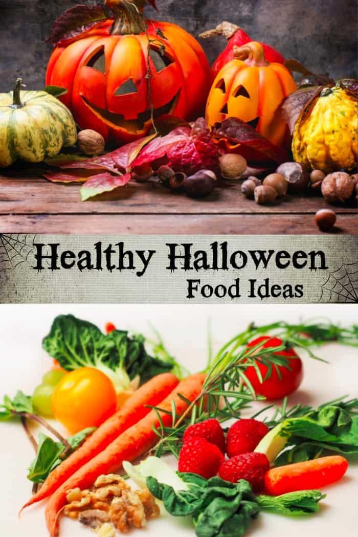Healthier Halloween Food