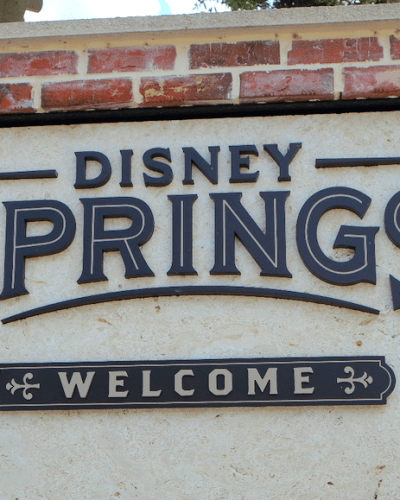 10 things to know before you visit Disney Springs