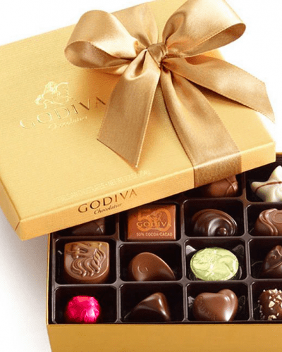 Spooktacular Tasting Giveaway Hop! – Decadent Godiva Chocolate!
