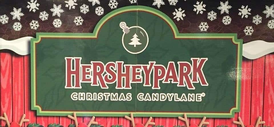 Holidays at Hersheypark