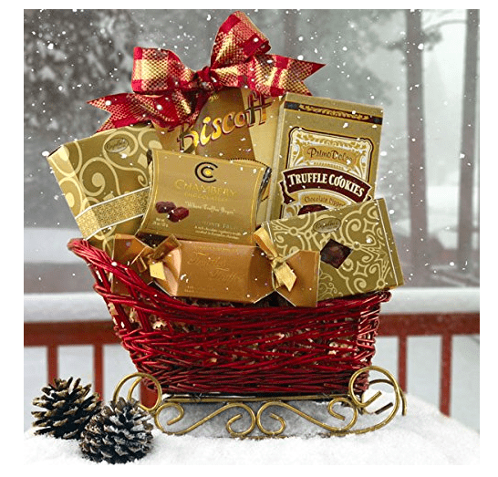 holiday gift basket giveaway