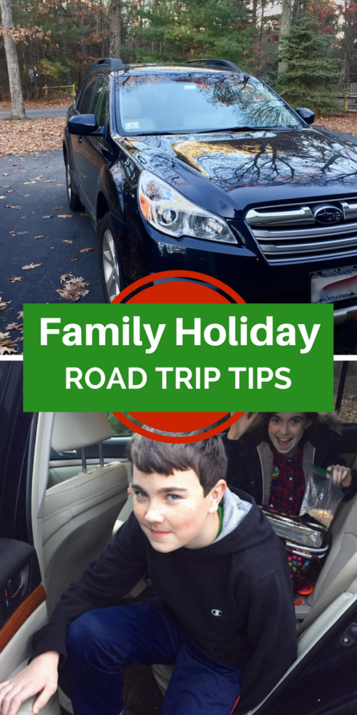 Happy and Healthy Family Road Trip Tips