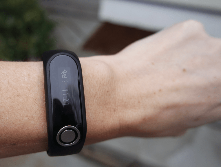 New Year, New Me with the TomTom Touch Fitness Tracker