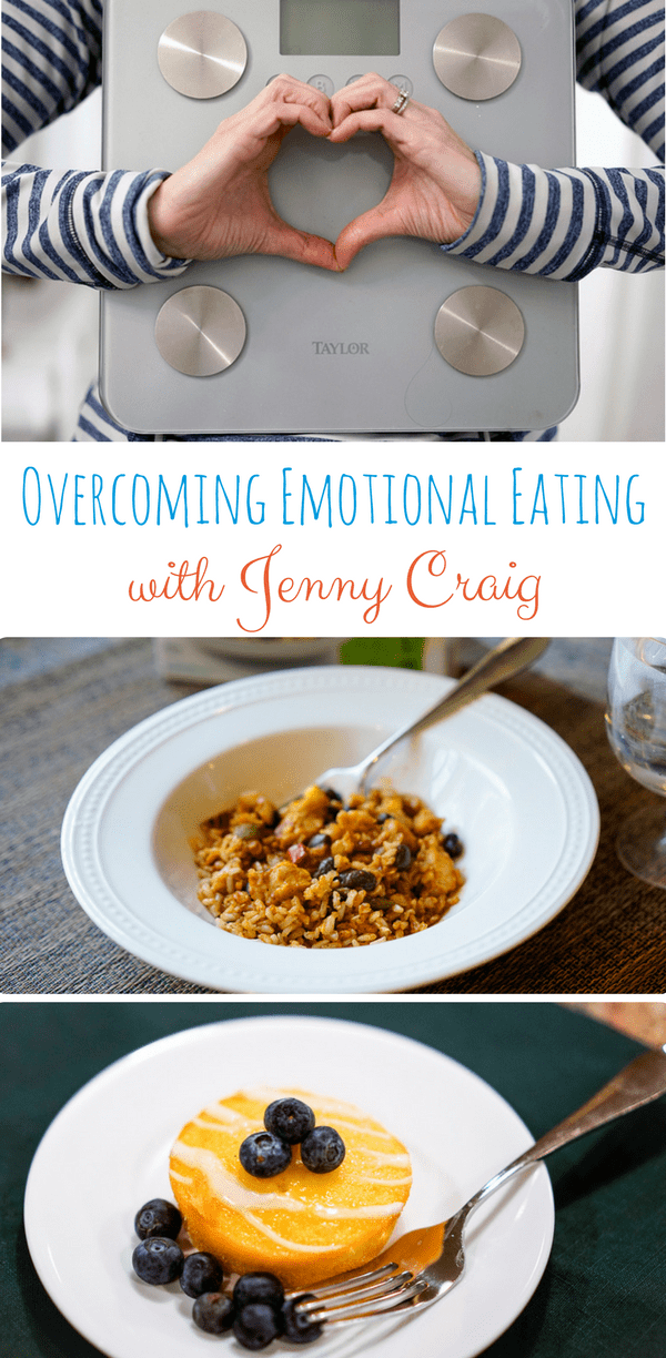 Overcoming Emotional Eating With Jenny Craig