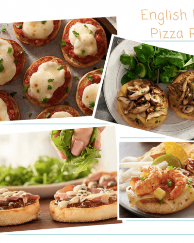 Pizza Lover? - Show us Your Pizza Genius with Bays English Muffins - Sweepstakes too!