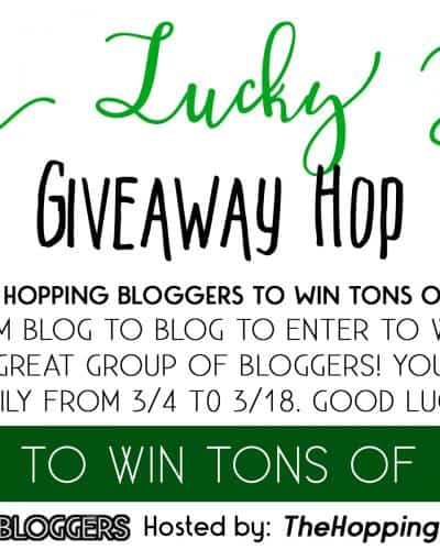 It's Your Lucky Day Giveaway Hop