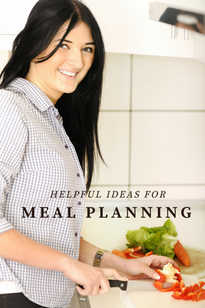 ideas to help with family meal planning