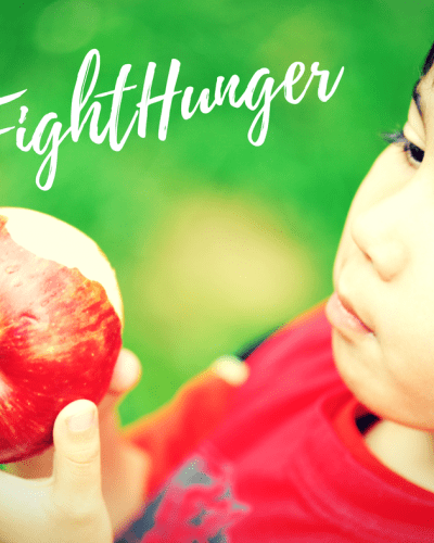 Help Fight Hunger & Spark Change with Walmart and Feeding America