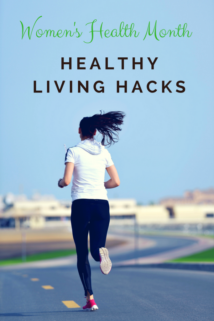 easy healthy living hacks